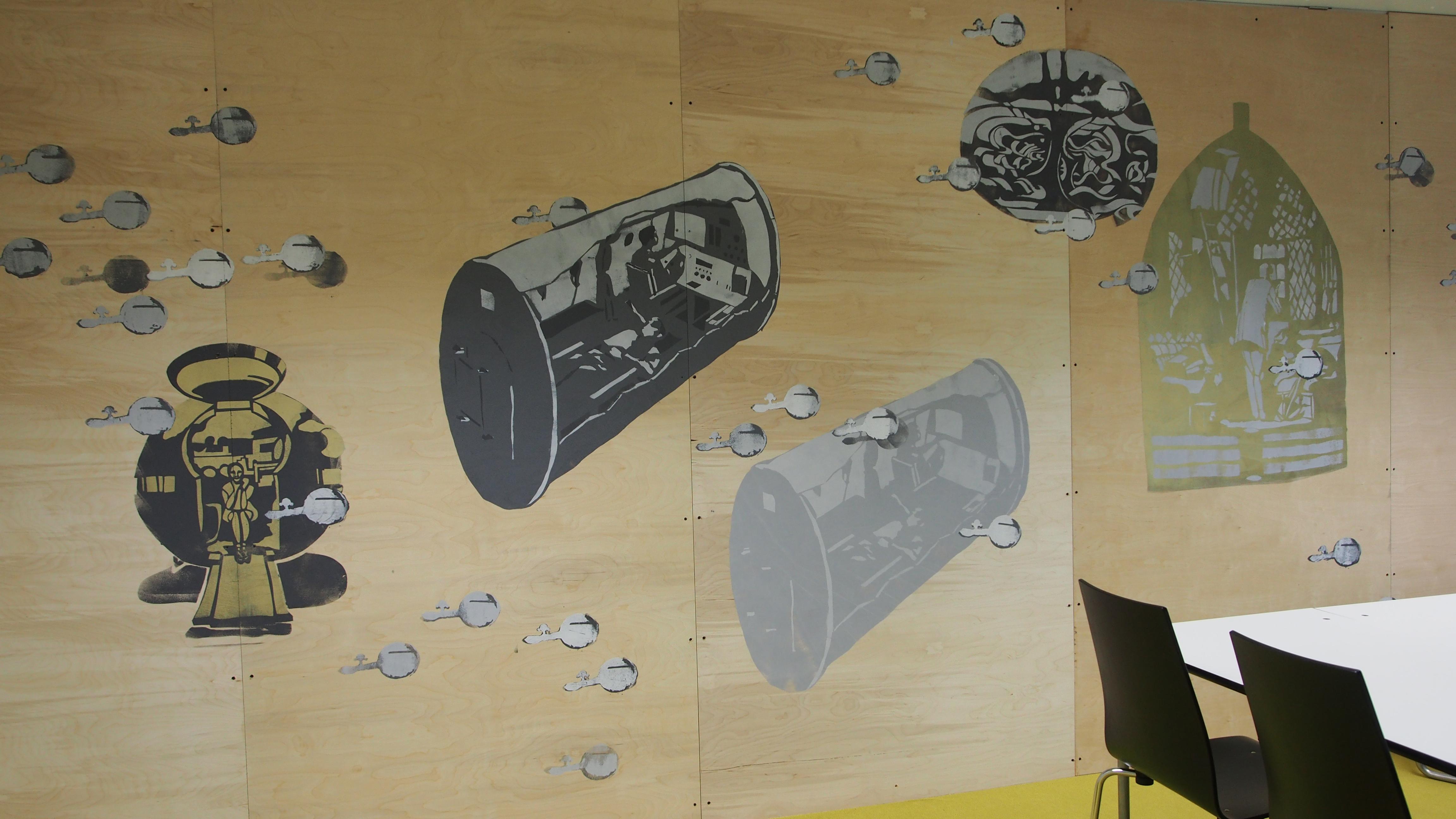 ContainerUni Stencil designed interior-interior