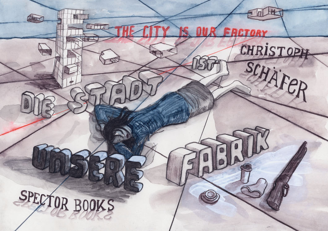 The City is our Factory - cover